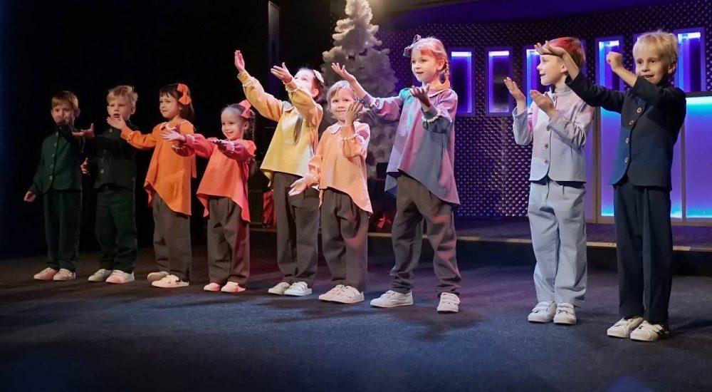 Dainavimo ir muzikinio teatro Kalėdos